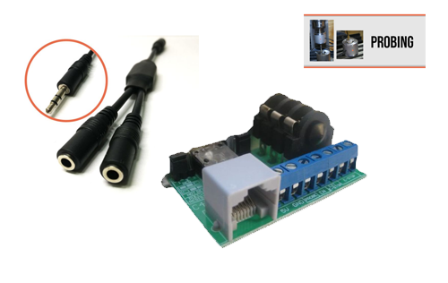 Probe accesories and Parts