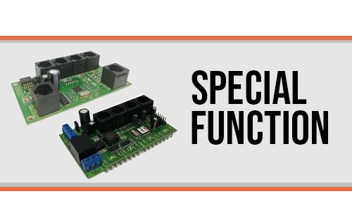 Special Function Boards