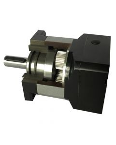 34GH101PS 10:1 Helical Planetary Gearbox, Output Shaft: 1/2