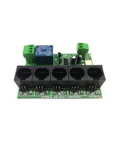 C86 Connector Board for the HTG5 Controller