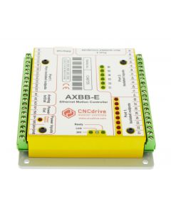 AXBB-E Ethernet Motion Controller and Breakout Board Combined Motion Controller Unit