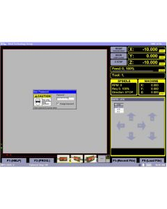 MASSO G3 - 3 Axes Mill Software Upgrade