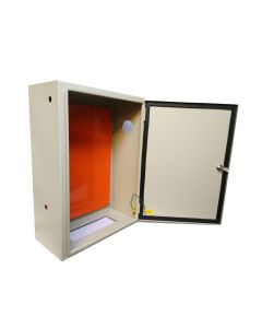 BX8 - 700 x 500 x 250 mm Enclosure Box  with Side Panel