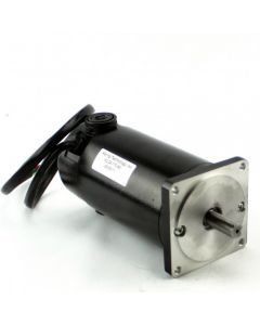 NEMA34 850 oz/in Dual Shaft DC Servo  SKEWED ROTOR DESIGN