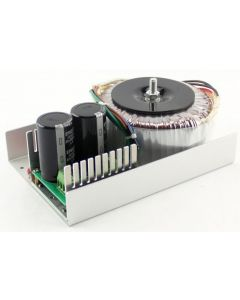 Unregulated Linear 1120W, Max 56VDC/20A Toroidal PSU with 5V/1A