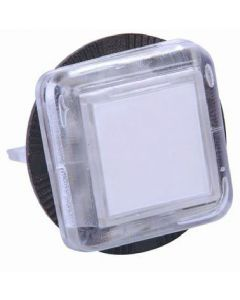Clear Panel Push Button