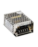 +12vdc @ 1.2 Amp 15W AC/DC ENCLOSED SWITCHING POWER SUPPLY