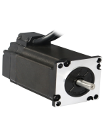 2.3 N.m (326 Oz-In) NEMA 23 Stepper Motor with 1000-Line Encoder; 6.35mm (0.25-inch) Shaft