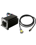 NEMA Stepper Motor and  Stepper Cable for G540